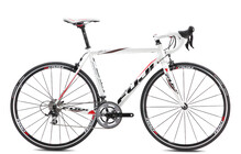 FUJI Roubaix 1.3 C white/red